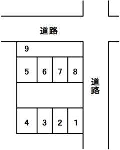 小林駐車場区画図